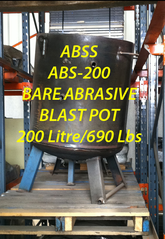 Clearance Used Abrasive Blasting Equipment For Sale