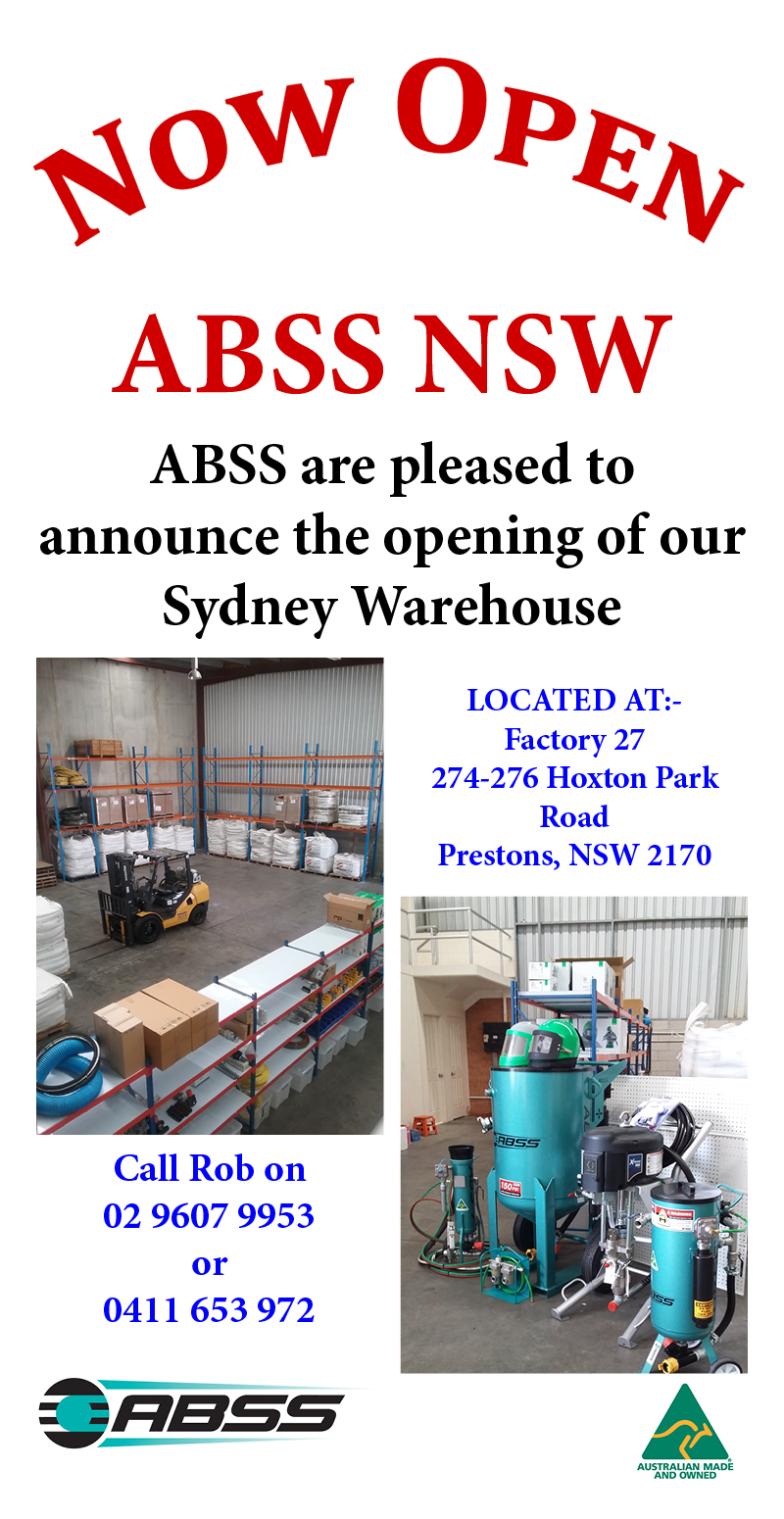 Surface Prep News ABSS NSW