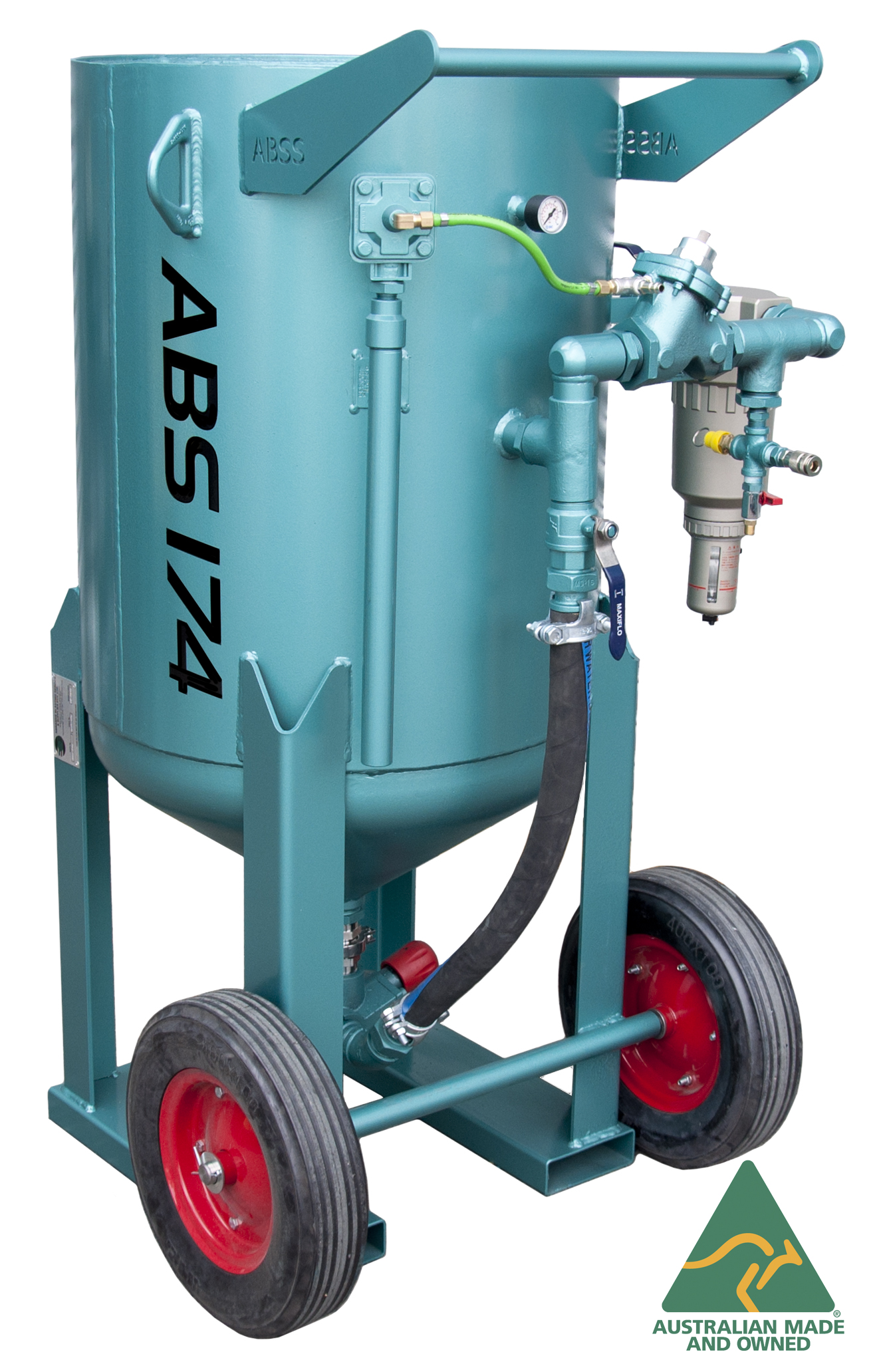 Abss Abs174ph 174 Litre Pressure Hold Full Pot Package