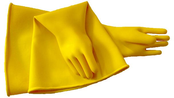 Gloves Blast Cabinet Gloves 250mm